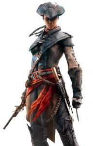 Aveline - Jedyna (do tej pory) bohaterka serii Assassin's Creed.
