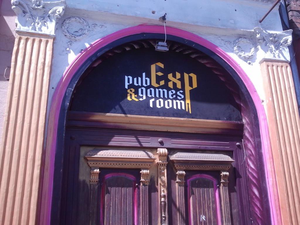 EXP Pub Pog(r)adajmy