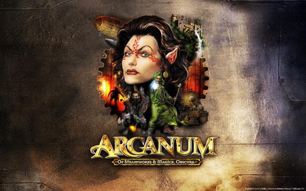 Logo Arcanum
