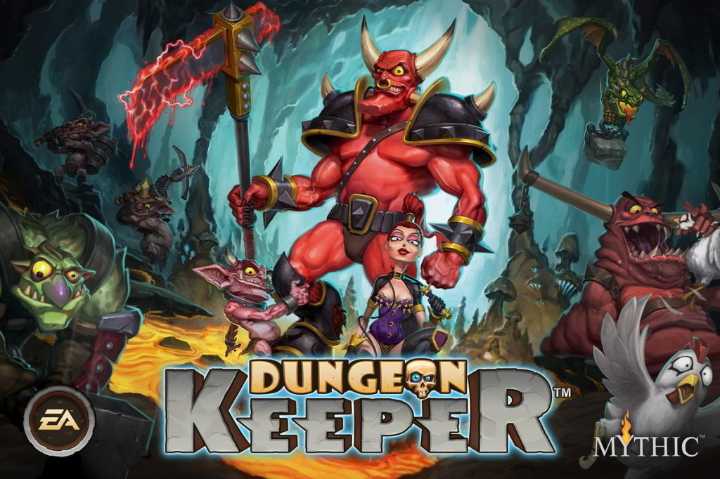 Electronic Arts - Dungeon Keeper
