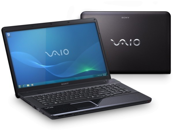 Sony Vaio VPCEB3M1E - główny bohater wpisu (zdjęcie poglądowe wzięte z uk.hardware.info)
