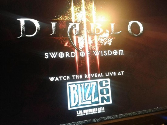 Diablo 3 Sword of Justice