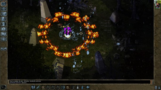 Magia w grach - Baldur's Gate 2
