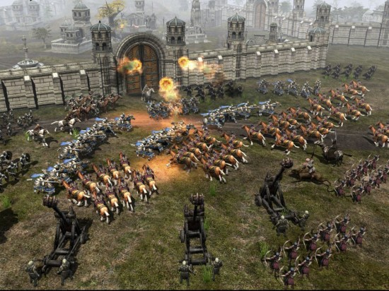Magia w grach - Władca Pierścieni: Bitwa o Śródziemie