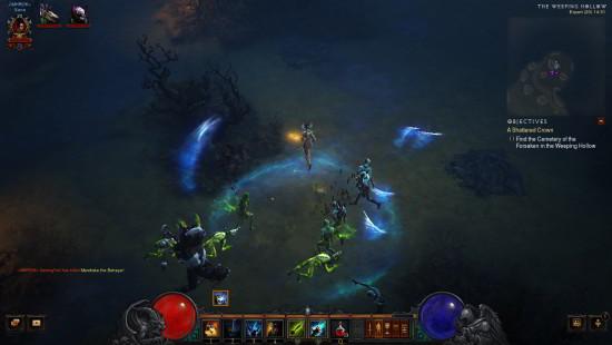 Diablo 3 Mana Magia w grach