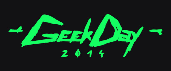 Szczecin Geek Day Logo