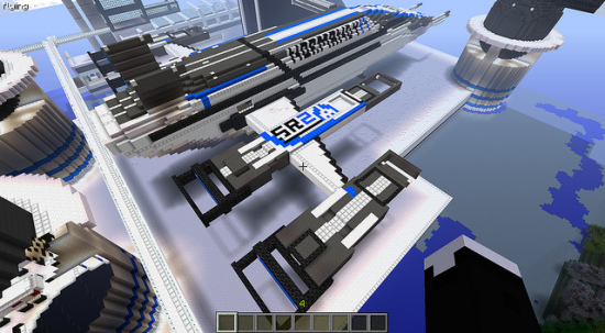 Minecraft Mojang Normandy SR2
