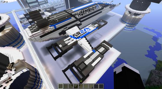 Minecraft Mojang Normandy SR2