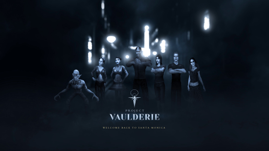 Project Vaulderie - Vampire The Masquerade