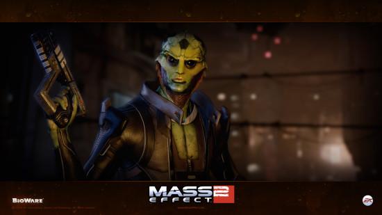 Mass Effect 2 - Drużyna