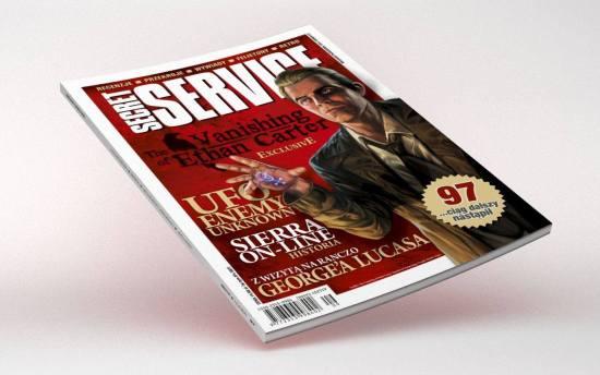 Secret Service okładka nr. 97