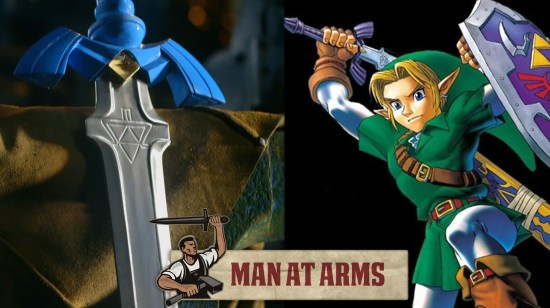 Man at Arms Master Sword