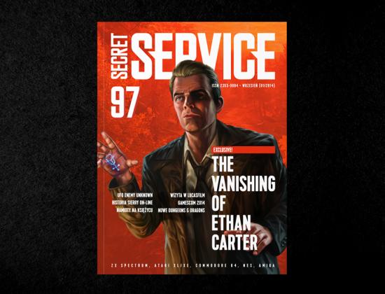 Secret Service - alternatywna okładka
