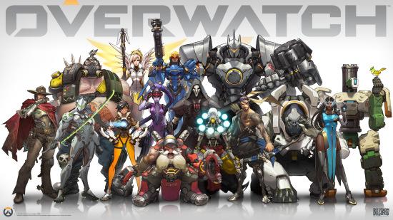 BlizzCon 2014 Overwatch
