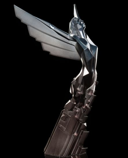Games Award 2014 statuetka