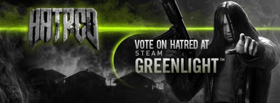 Hatred Greenlight