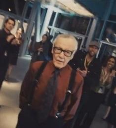 Stan Lee Iron Man 2 Cameo