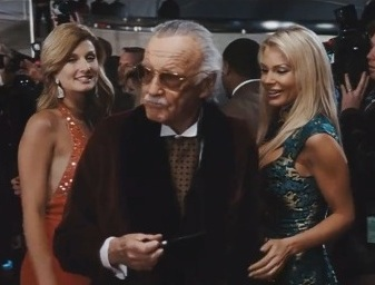 Stan Lee Iron Man Hugh Hefner