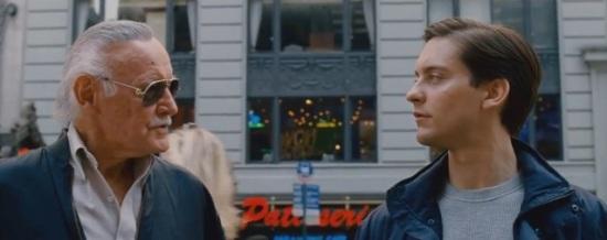 Stan Lee Spider Man 3