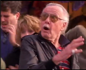 Stan Lee Spider Man 2002