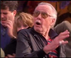 Stan Lee Spider Man 2002