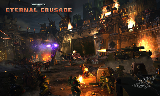 Warhammer 40k Eternal Crusade 2