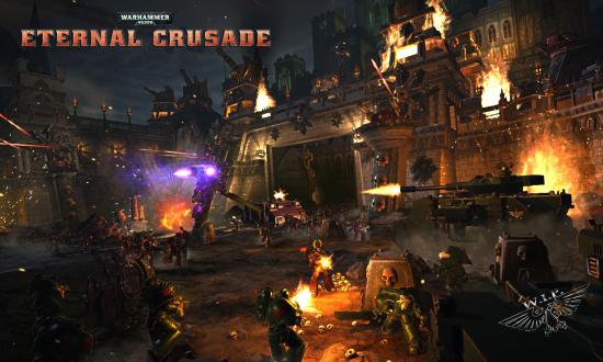 Warhammer 40k Eternal Crusade 2