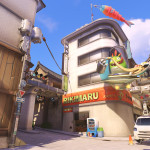 Overwatch Map Hanamura