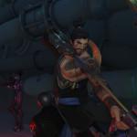 Hanzo Postać Overwatch Blizzard