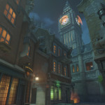 King's Row Overwatch Map