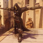 Reaper Postać Overwatch Blizzard