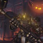 Reinhardt Postać Overwatch Blizzard