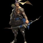 Hanzo Concept Art Blizzard Overwatch