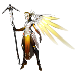Mercy Concept Art Overwatch Blizzard