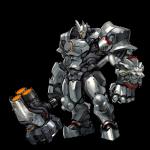 Reinhardt Concept Art Overwatch Blizzard