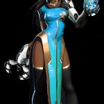 Symmetra Concept Art Overwatch Blizzard