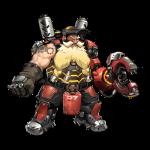 Torbjörn Concept Art Overwatch Blizzard