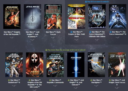 Humble Star Wars Bundle
