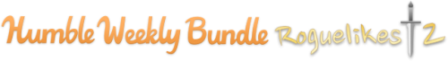 Weekly Bundle Roguelikes 2