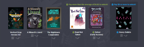 Humble Weekly Bundle Roguelikes 2