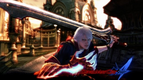 Nero Devil May Cry 4