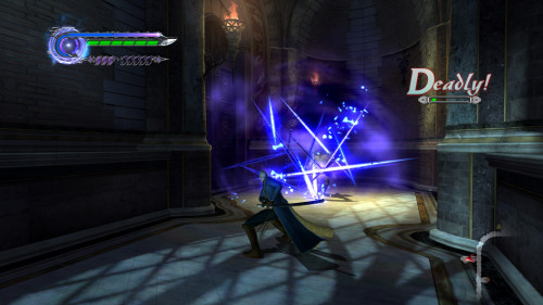 Vergil Devil May Cry 4