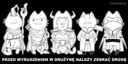 RPG Koteły