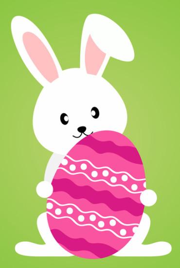 Wielkanocny krolik