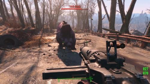 Fallout 4 misio