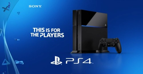 Sony Playstation 4 For The Players
