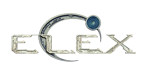 Elex Logo Sci-fi