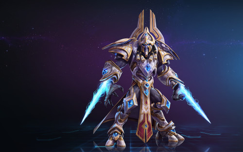 Artanis Heroes of The Storm Gamescom 2015