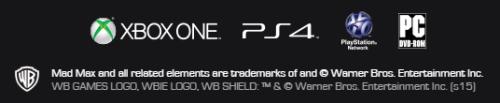 Mad Max Preorder PC wersja