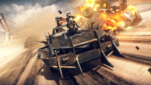 Mad Max preorder pc masakra